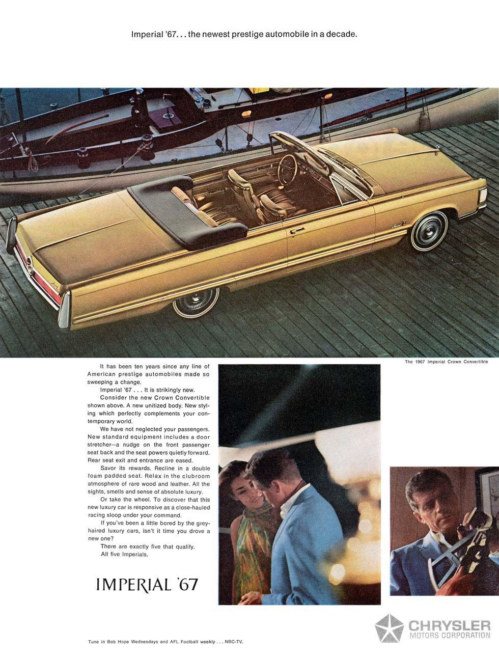 Directory Index Chrysler Imperial 1967 Chrysler Chrysler Chrysler Imperial Chrysler Cars