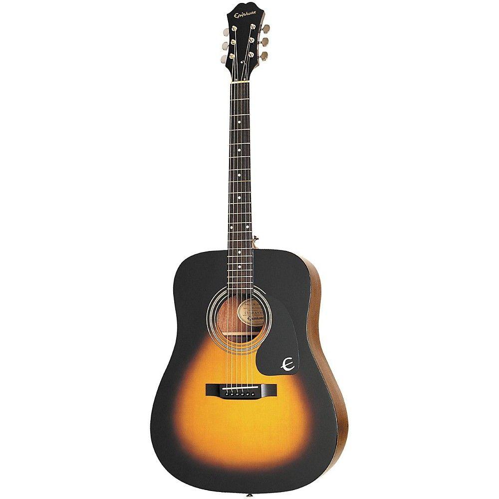 Epiphone Dr 100 Acoustic Guitar Epiphone Acoustic Guitar