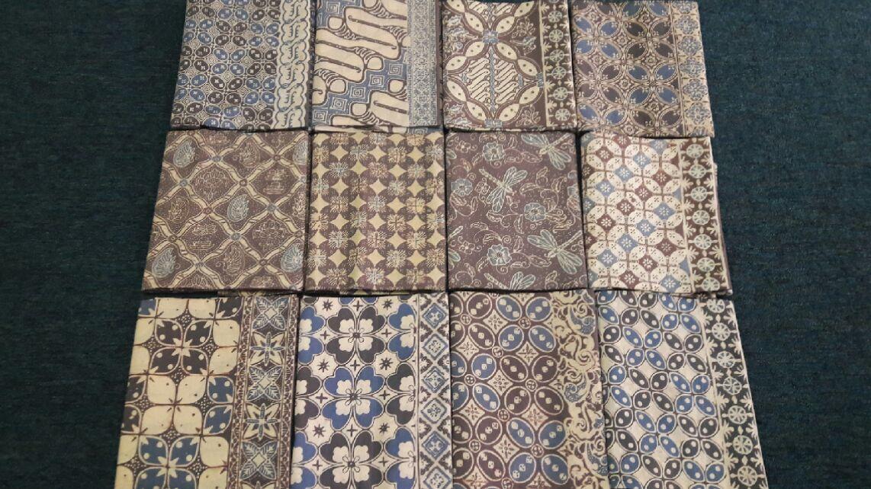 Indigo Batik #patern #batik #art #fabric #indonesia