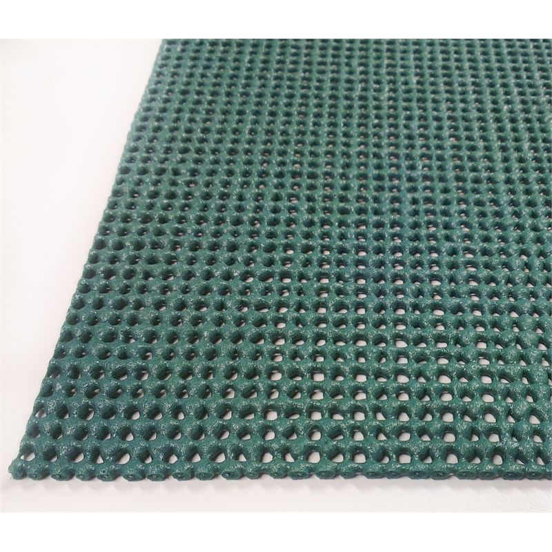 Ideal 2 4m Green Open Weave Camping Matting Camping