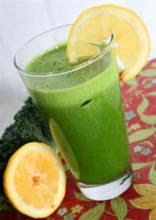 Green Temptation Cold Drink