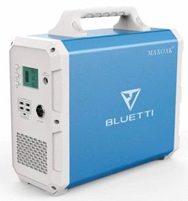 Maxoak Bluetti Eb150 Solar Generator 1500wh Eb150 Portable Power Station In 2020 Portable Solar Generator Solar Generator Portable Solar Power