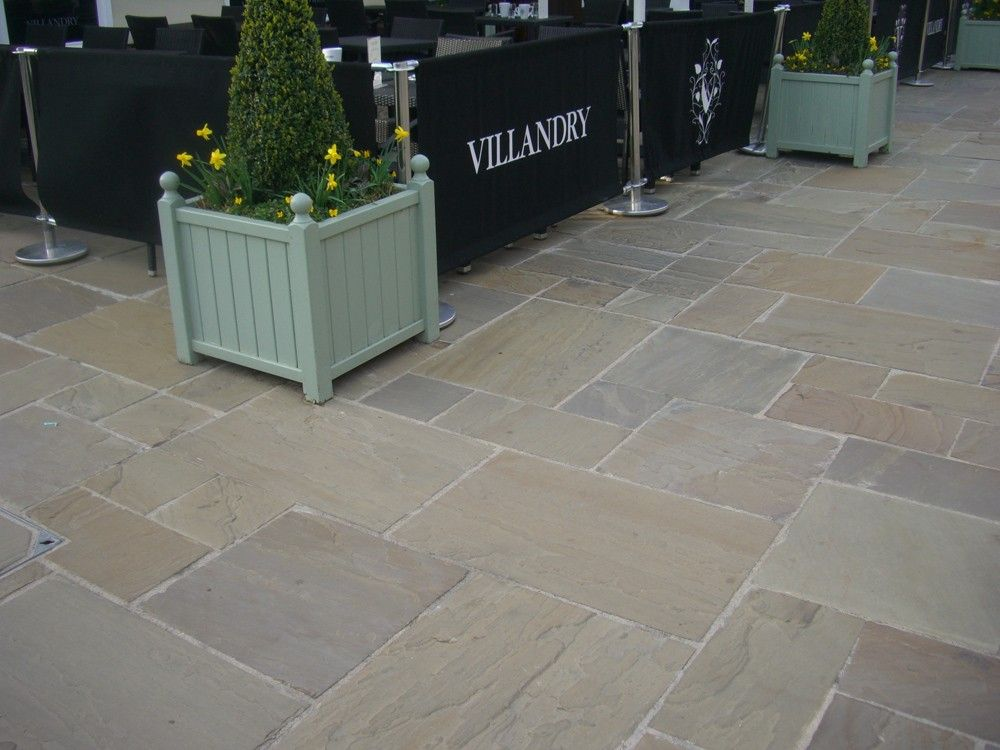The 25 best Sandstone paving ideas on Pinterest Sandstone