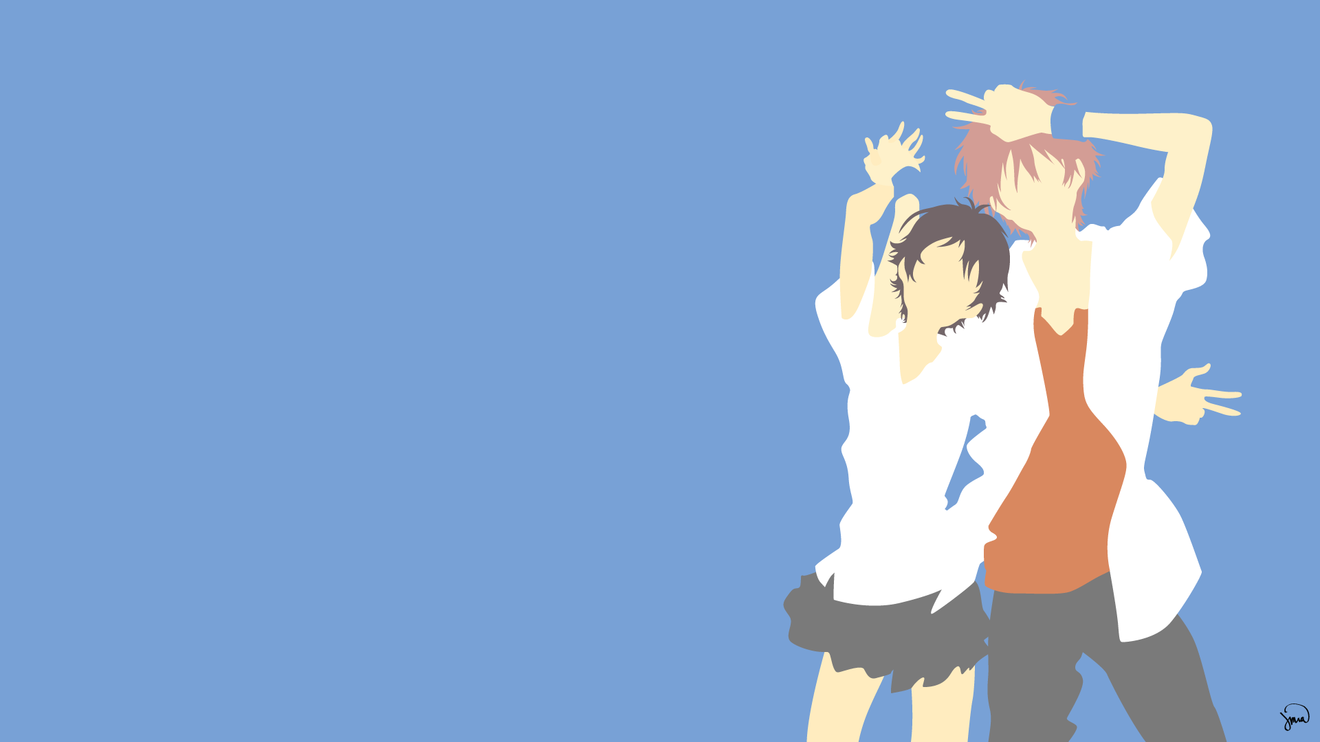 The Girl Who Leapt Through Time Minimalism