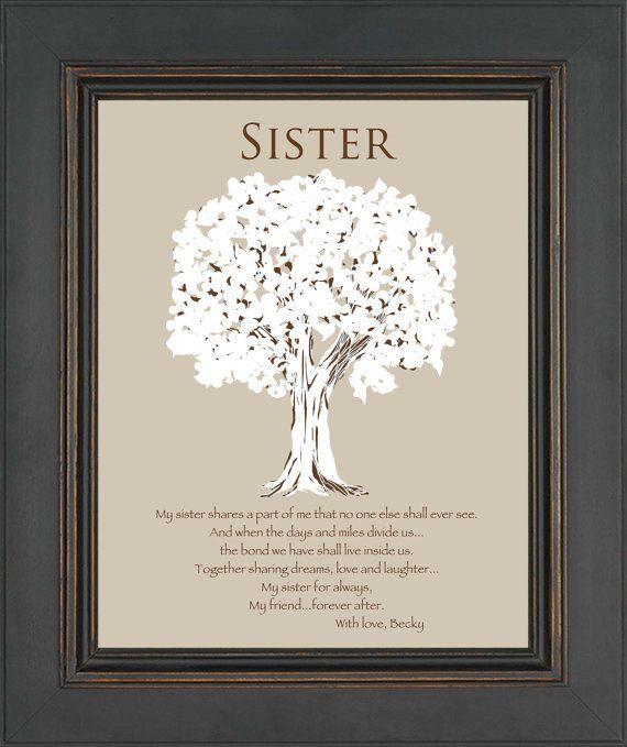 Cool Wedding Gift Ideas For Sister You