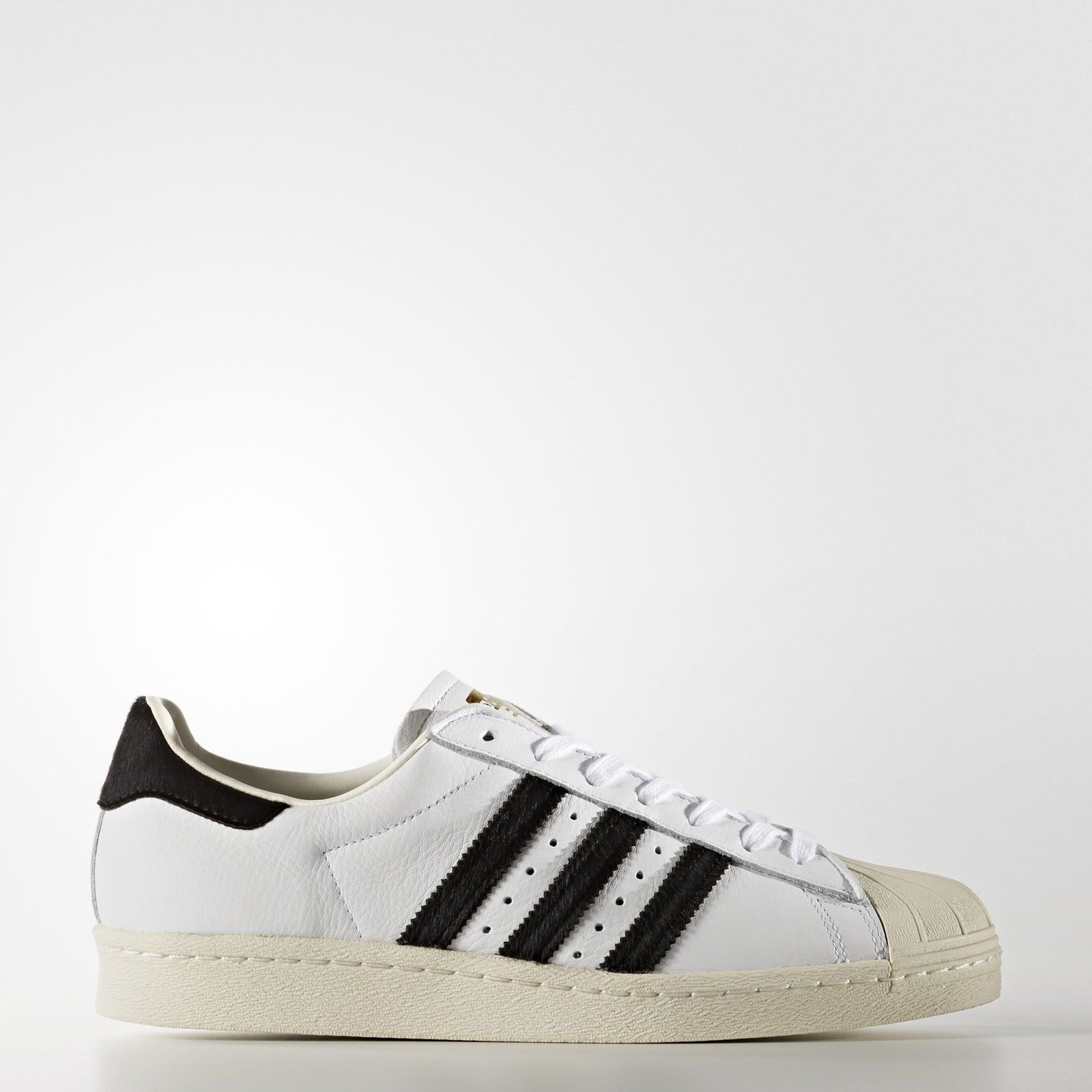 adidas Superstar 80s Shoes Men s White  b819dff785aca