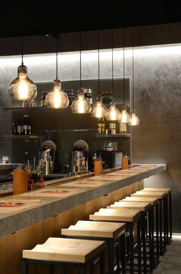 Wagamama meadowhall focus design restaurant bar