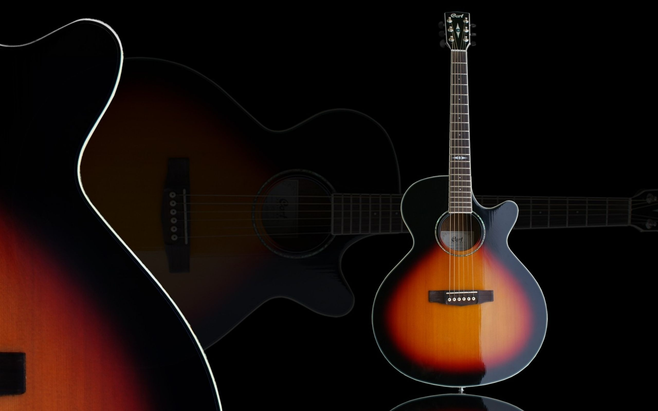 gallery for acoustic guitar wallpapers for mobile