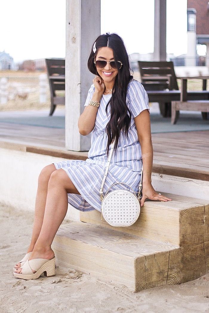You Will Fall in Love With This Spring Style - Brittany Maddux #trendyspringoutfits
