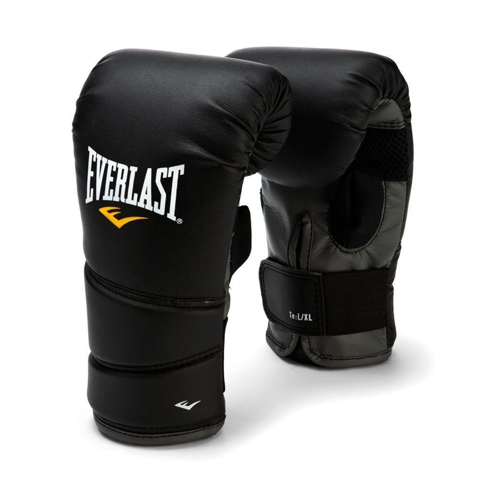 Shiv Naresh Teens Boxing Gloves 12oz: Everlast PROTEX2 HEAVY BAG BOXING GLOVES