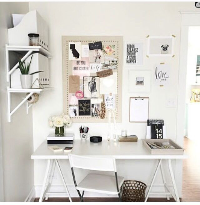 home office simple neat. Neat And Simple Home Office E