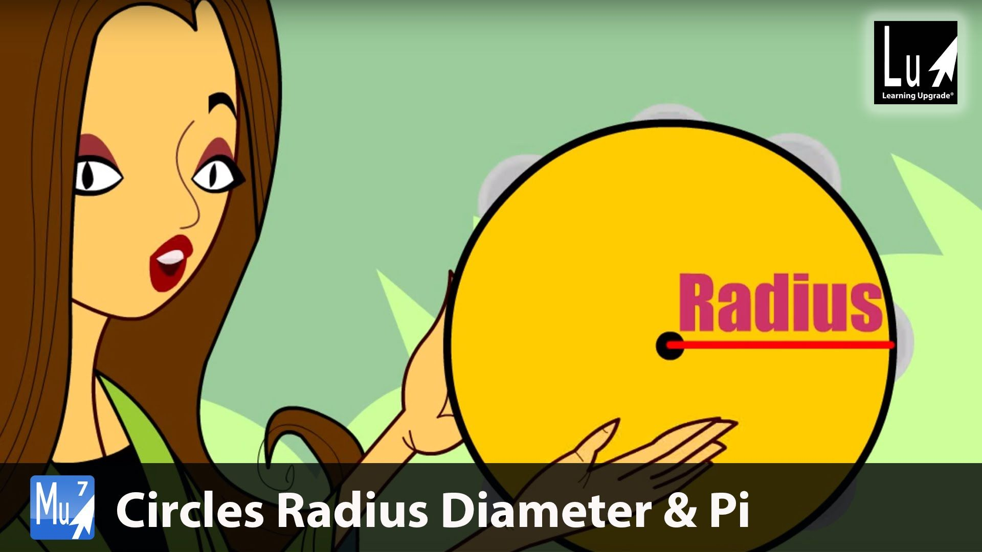 Learn Circumference Radius Pi And More Through Music
