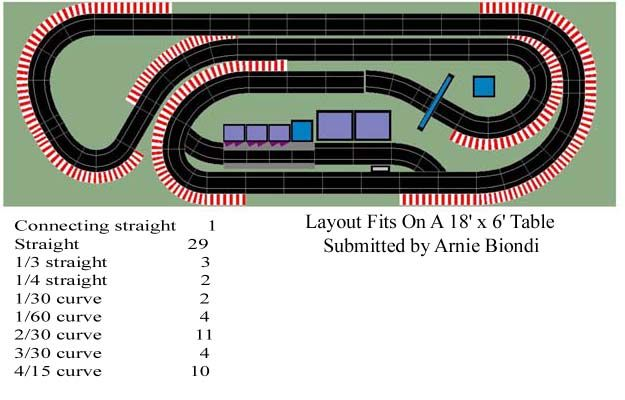 slot car track design google search slot car tracks