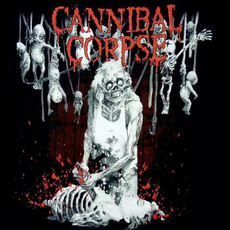 Cannibal!!! \m/ | Heavy metal art, Death metal, Metal band ...