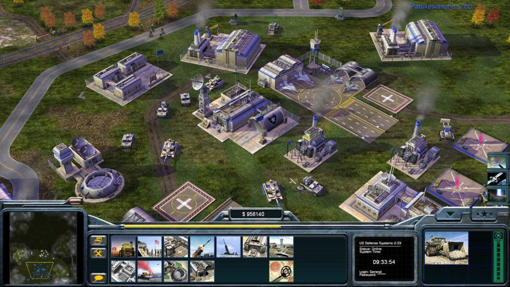 Command And Conquer Generals Zero Command And Conquer Dark