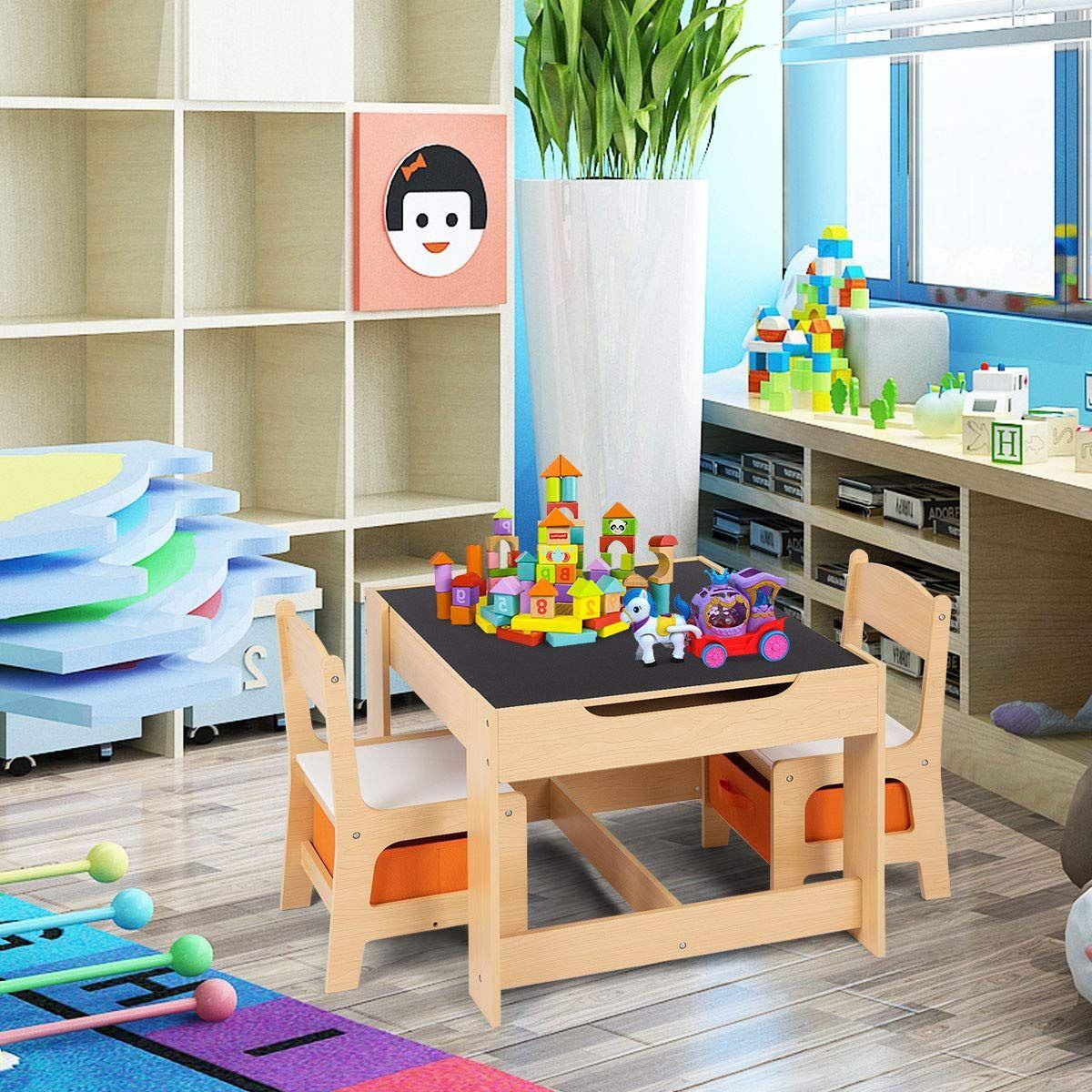 Tavolo Con Sedie Colorate.Il Nostro Gruppo Di Seggiolini Per Bambini E Composto Da Un