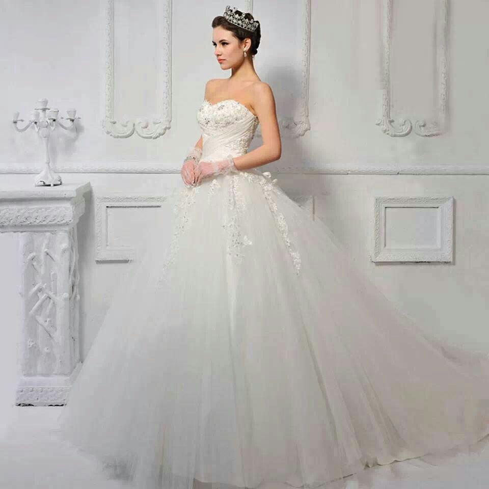 vestidos de novia que no lo parecen