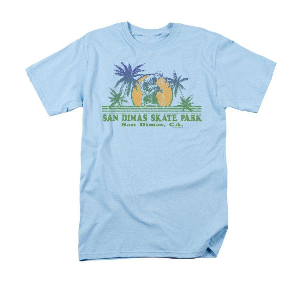 San Dimas Skate Park Adult Regular Fit T-Shirt