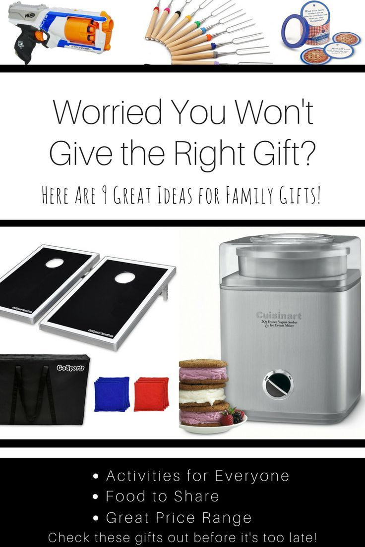 Gift Ideas the Whole Family Can Share | Awesome Holiday Gift Ideas ...