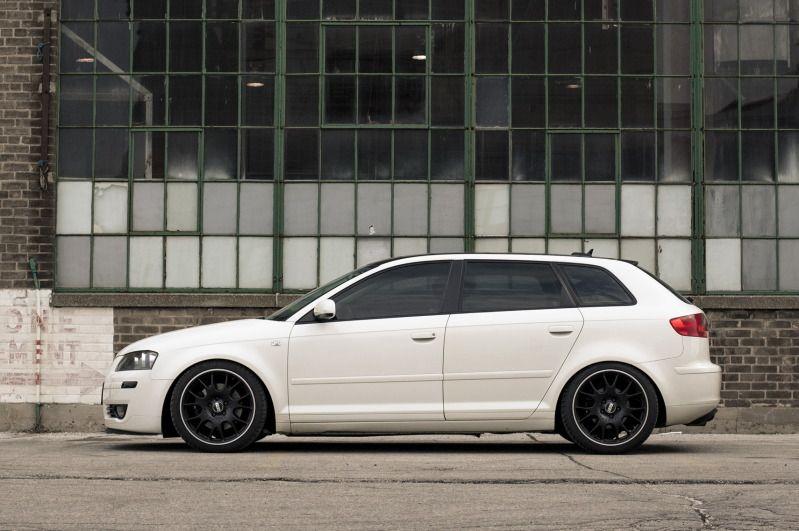 2006 Ibis White Audi A3 20T