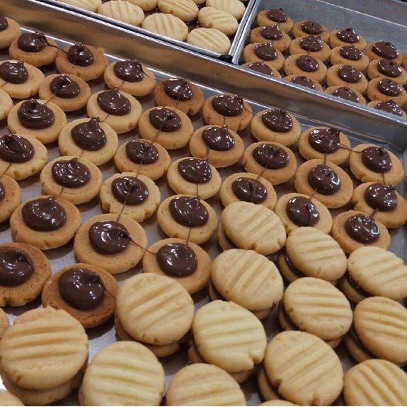 Nutella Yo Yo Cookies By Kuekirana Sekali Masuk Mulut Dijamin Ngga Balik Lokasi Bekasi Nutella Yo Yo