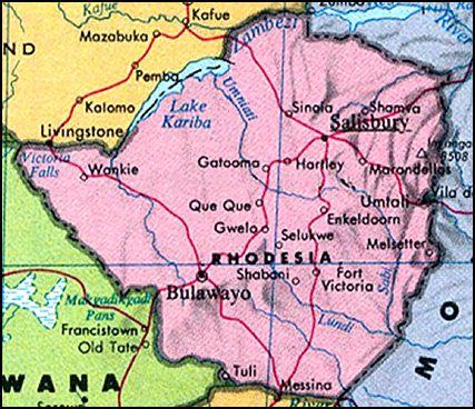 My book Monkeys Wedding is set in Zimbabwe when it was Southern