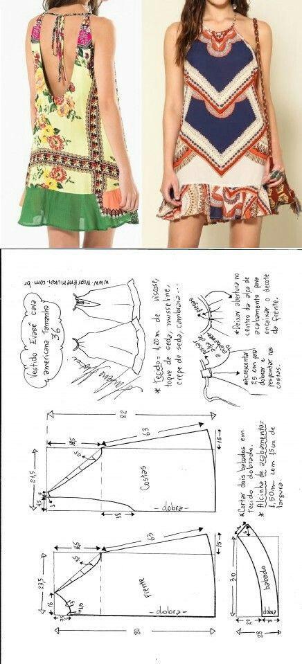 Cordón   Para hacer   Costura, Vestidos y Ropa