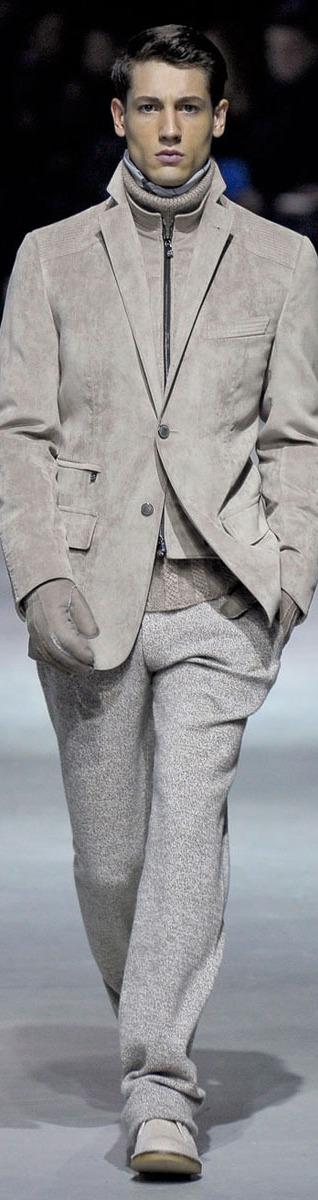 Corneliani  Menswear  Fall-Winter