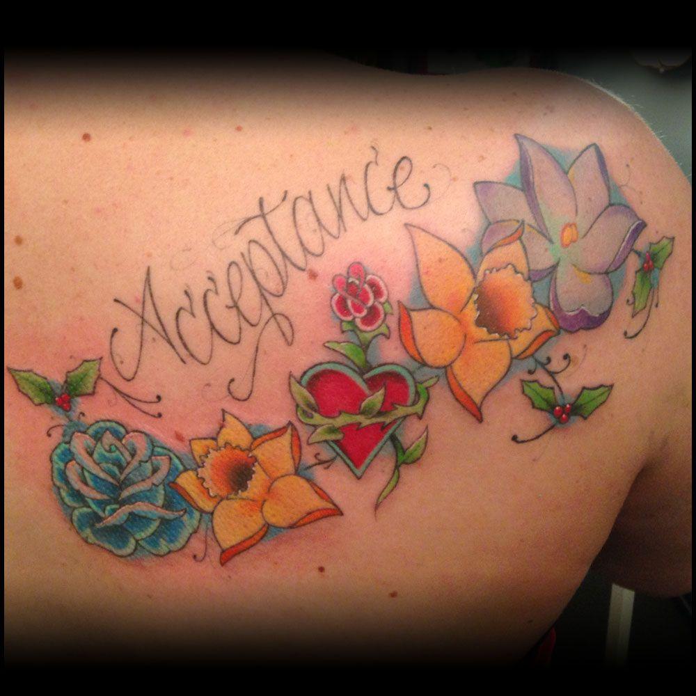 Memorial tattoo for jeanette tattoos pinterest