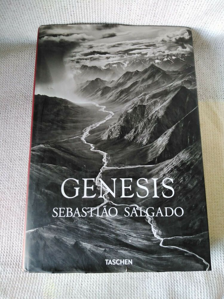 SEBASTIAO SALGADO GENESIS by TASCHEN hard cover