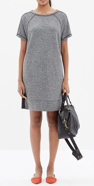 Panorama T-Shirt Dress : shift dresses