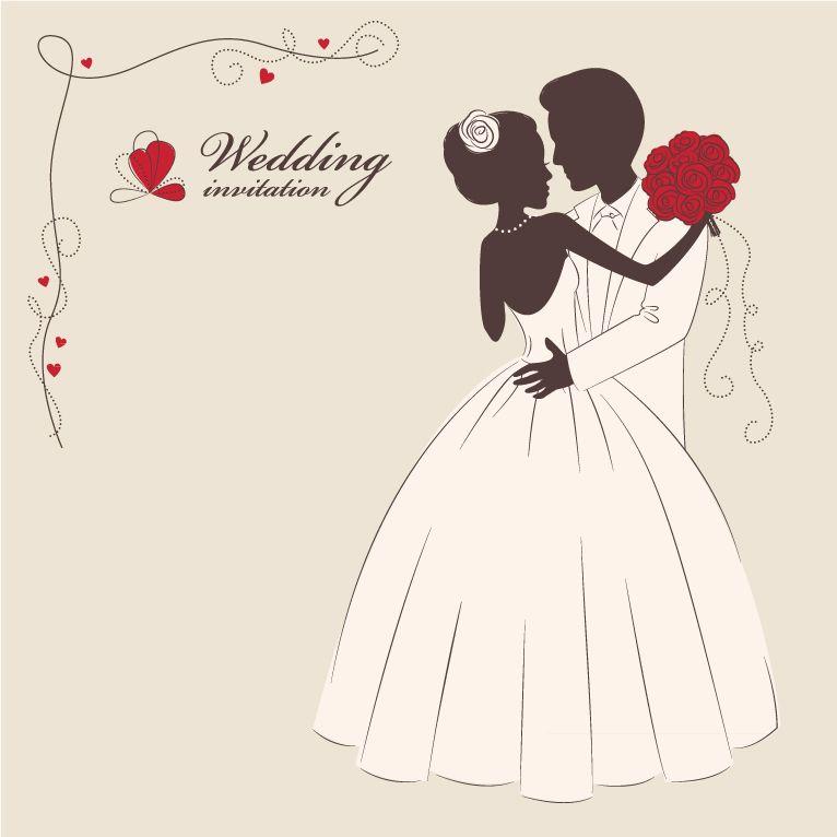 Wedding Invitation Vector Wedding Vectors And Photos Wedding Graphic Resources Molduras Casamento Convites De Casamento Artesanais Arte Do Casamento