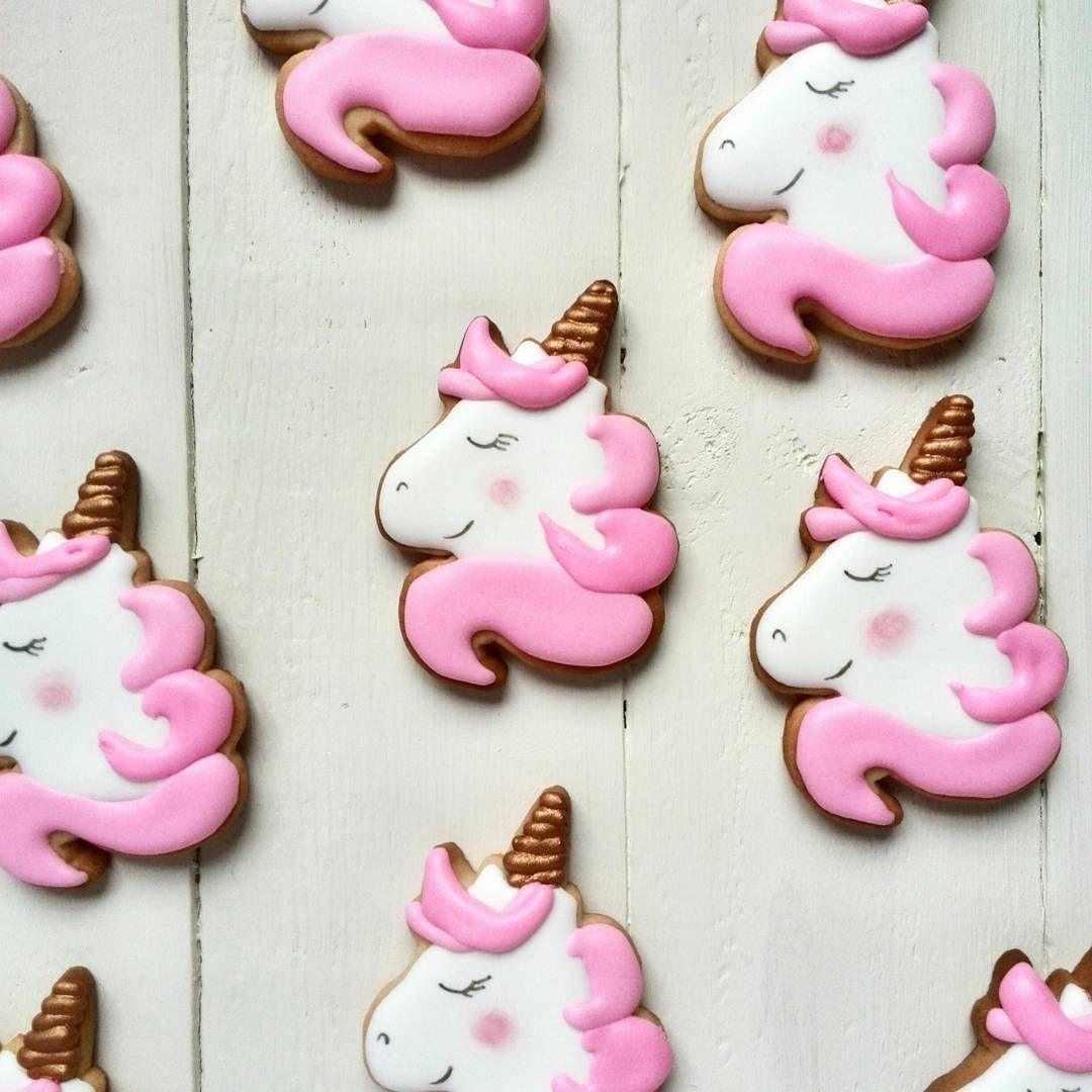 Galletas Unicornio Unicorn Coookies Delicia Galletas De