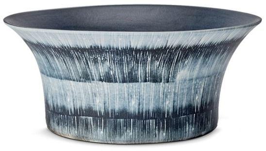 Lobjet tribal medium bowl blue women lane crawford shop designer brands online
