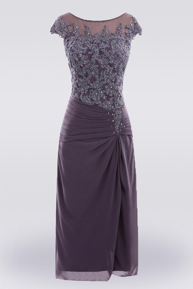 Plus Size Mutter der Braut Kleid in 2020 | Kleidung ...