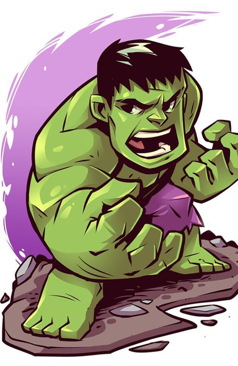 Chibi Heroes In 2020 Marvel Cartoons Chibi Marvel Hulk Marvel