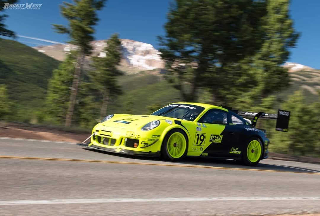 Bbi Autosport Races To The Top At 2019 Pikes Peak International