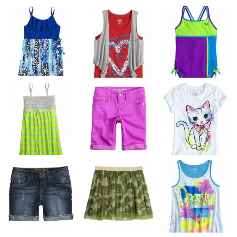 justice clothes for girls 2015 - Google Search | Stuff to Buy ...