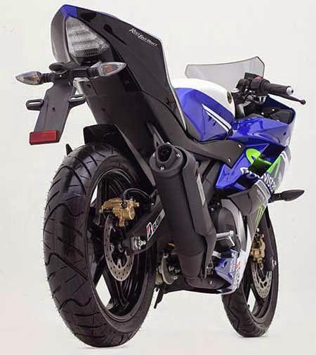 Gambar Motor Yamaha R15 Special Edition Movistar Mobil Gambar