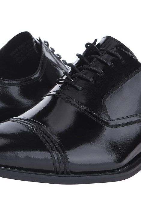 Stacy Adams Bingham (Black) Men's Lace-up Boots - Stacy Adams, Bingham, 25007-001-001, Men's Casual Boots, Lace-Up, Casual Lace-up, Boot, Footwear, Shoes, Gift - Outfit Ideas And Street Style 2017