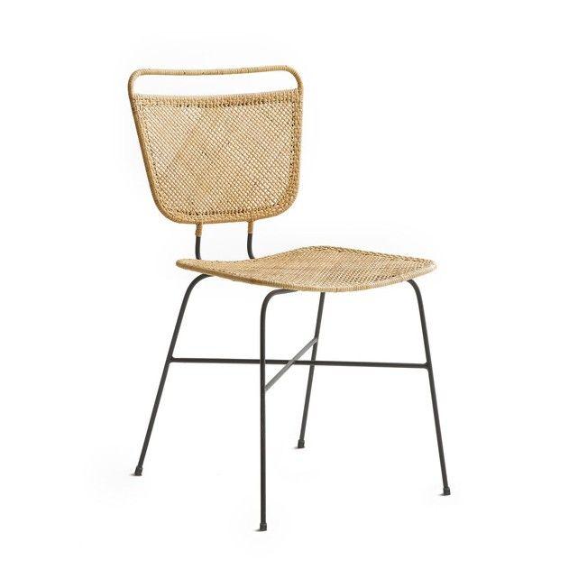 Chaise Theophane Design E Gallina Chaise Rotin Ampm Chaise Chaise