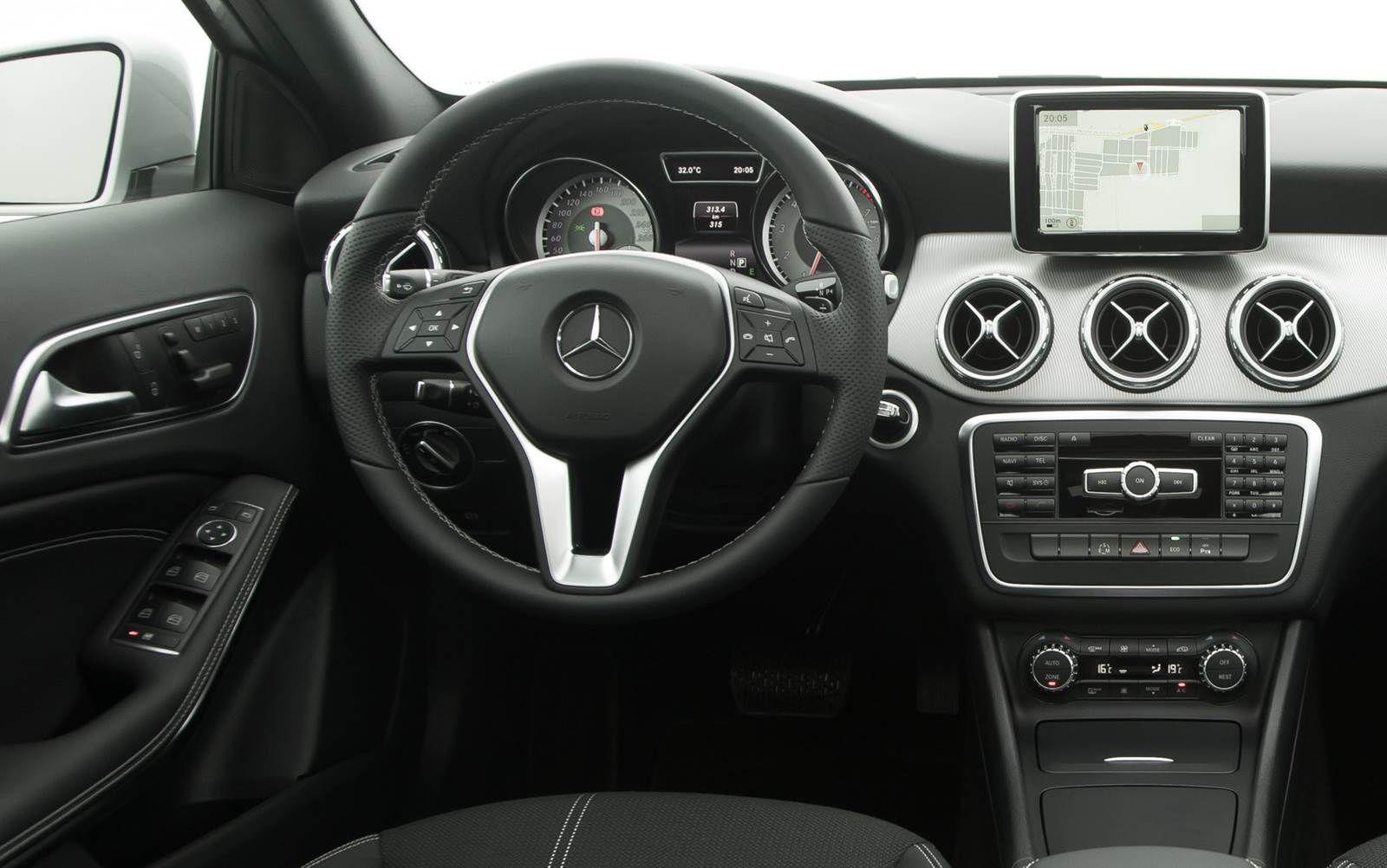 Mercedes Benz Gla 200 Advance Interior | Mondean