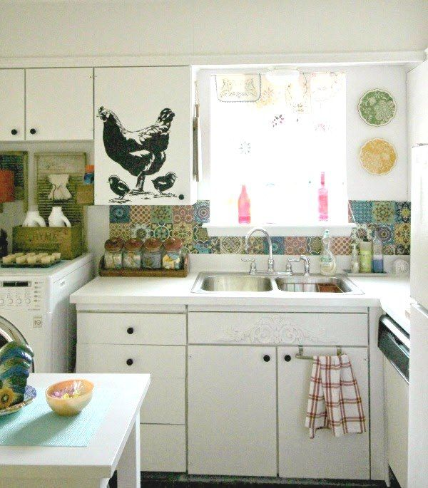How To Decorate Generic Apartment Kitchens