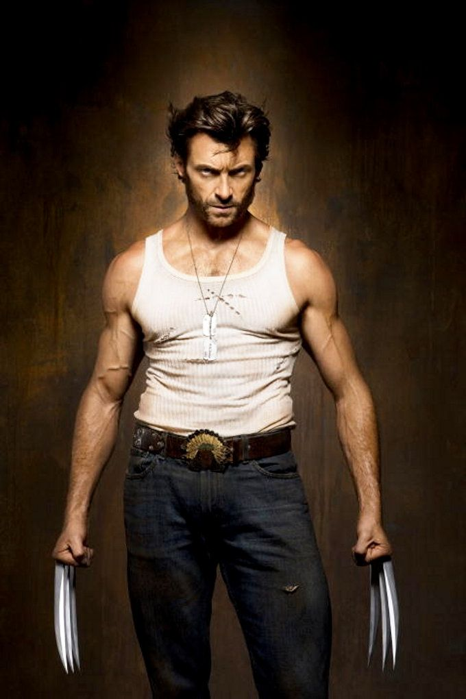 Wolverine Wolverine In The 20th Century Fox Pictures X Men Origins Wolverine Wolverine Hugh Jackman Wolverine Costume Hugh Jackman