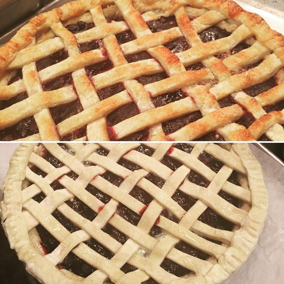 Blueberry pie. #food #baking #pastry #dessert #pie