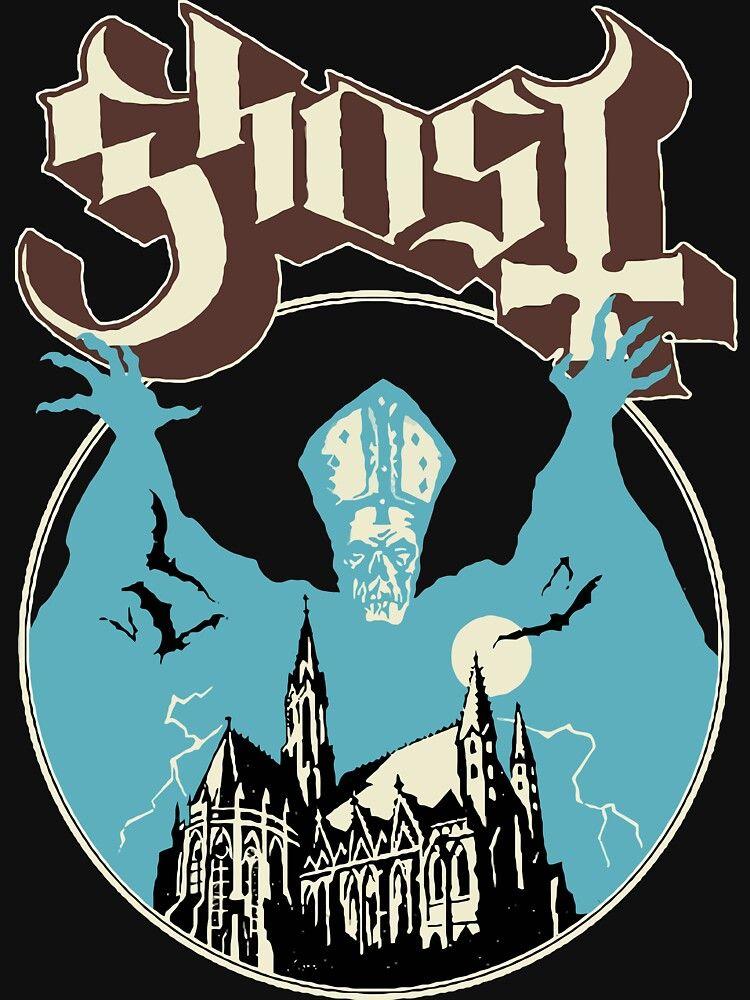 Ghost Wallpaper By Theexkaiser Logos De Bandas Bandas De Rock Metal Bandas De Rock