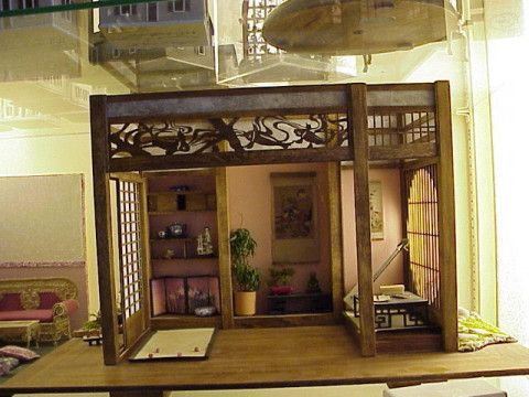 This Japanese Dollhouse Costs Only 3500 Asian House