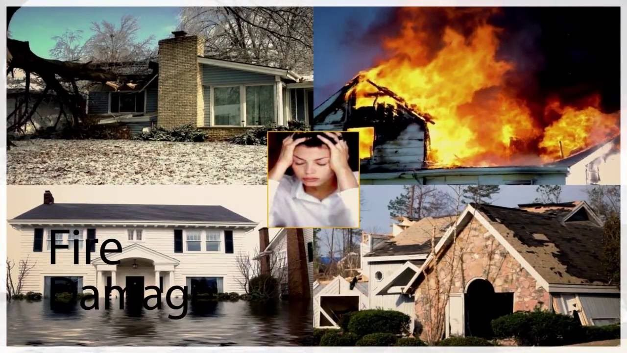 Anyone whose house requires fireplace and water damage
