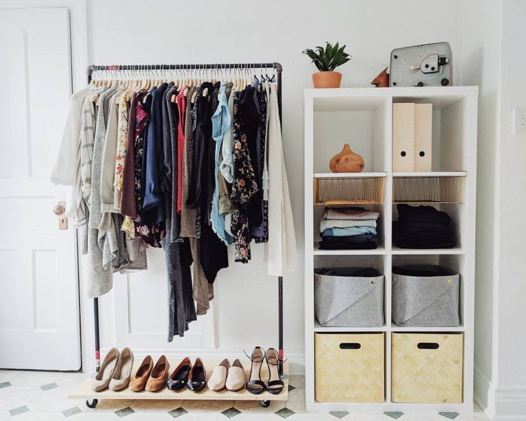 10 Open Closet Ideas For Small Bedrooms Ten Catalog Open Closet Small Bedroom Open Wardrobe
