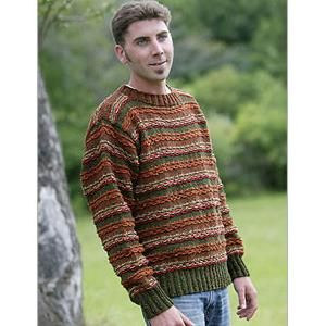 eb715fdb71e973 Men s Striped Pullover Knitting Pattern